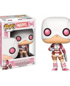 Marvel Comics Funko POP! Figura - Gwenpool with Gun and Phone