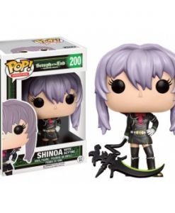 Seraph of the End Funko POP! figura - Shinoa with Scythe