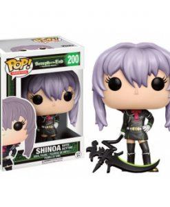 Seraph of the End Funko POP! figura - Shinoa with Scythe