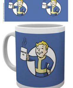 MG2016-Fallout 4 Bögre - Vault Boy Holding Mug