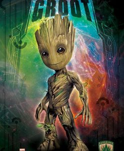 PP34110 Guardians of the Galaxy Vol. 2 poszter - I Am Groot