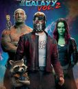Guardians of the Galaxy Vol. 2 (Characters in Space) PP34111