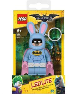 Lego Bunny Batman kulcstartó és zseblámpa