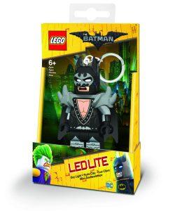 Lego Glam Rocker Batman kulcstartó és zseblámpa
