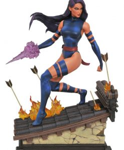 Marvel Comics - Marvel Premier Collection szobor Psylocke