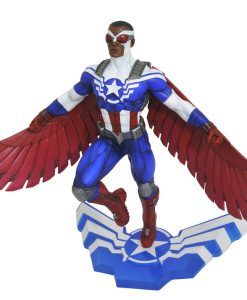 Marvel Comics - Marvel Gallery PVC Szobor Sam Wilson 25cm