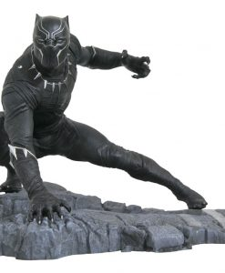 Marvel Comics - Marvel Gallery PVC Szobor Black Panther 15cm
