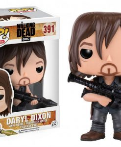 Walking Dead POP! Television Vinyl Figure Daryl Dixon (Rocket Launcher) 9 cm
