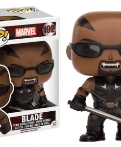Marvel Comics POP! Marvel Vinyl Bobble-Head Blade 9 cm