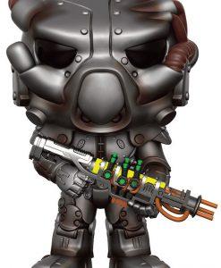 Fallout 4 POP! Games Vinyl Figure X-01 Power Armor 9 cm