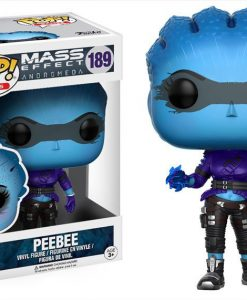 Mass Effect Andromeda POP! Games Vinyl Figure Peebee 9 cm