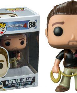 Uncharted POP! Games Vinyl Figure Nathan Drake 9 cm