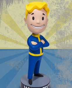 Fallout 4 - Bobble-Head Vault Boy 111 Arms Crossed PVC szobor