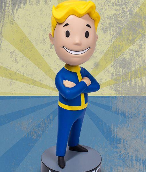 Fallout 4 – Bobble-Head Vault Boy 111 Arms Crossed PVC szobor