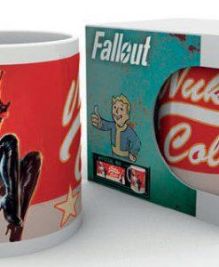 x_gye-mg1208 Fallout 4 Bögre - Nuka Cola