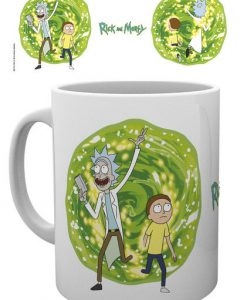 x_gye-mg1741 Rick and Morty Bögre - Portal