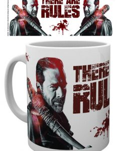 x_gye-mg2045 Walking Dead Mug Rules