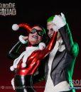 DC Comics – Harley Quinn & The Joker szobor