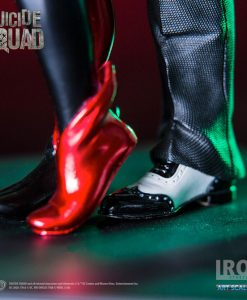 DC Comics - Harley Quinn & The Joker szobor