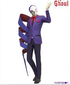 Tokyo Ghoul - Shu Tsukiyama Color Tops akciófigura
