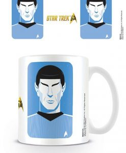 x_mg24154 Star Trek 50th Anniversary Mug Pop Spock