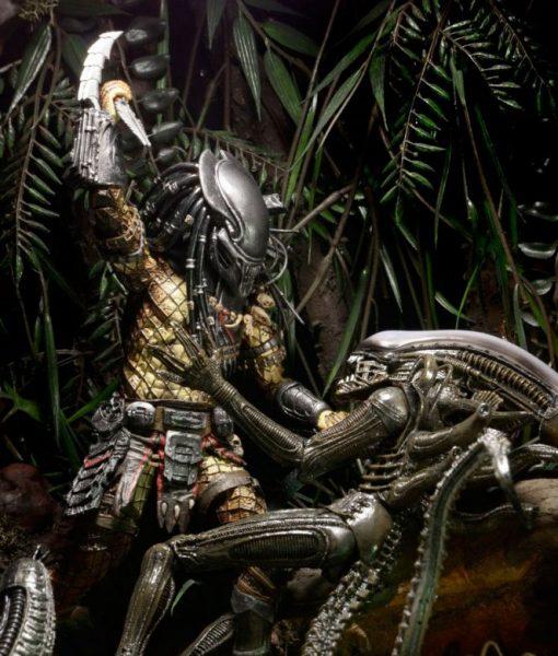 Predator Akciófigura - Serpent Hunter Predator 20 cm