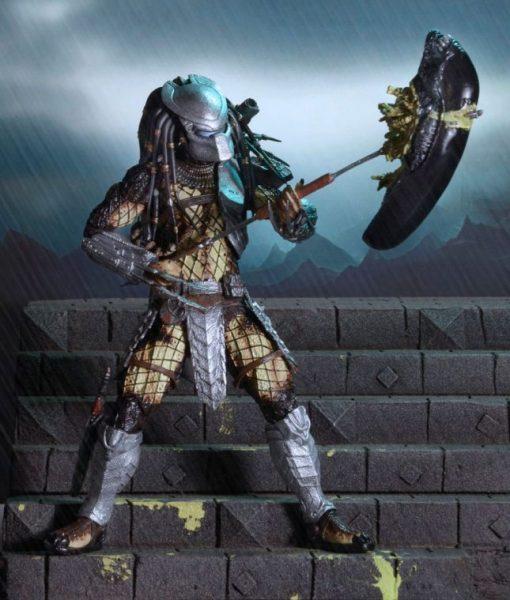 Predator Akciófigura - AvP Youngblood Predator 20 cm