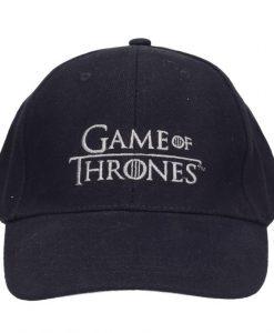 Game of Thrones logo sapka
