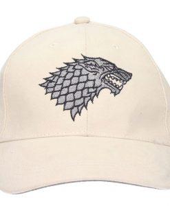 Game of Thrones Stark logo sapka