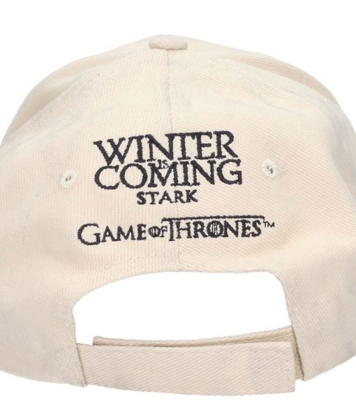 Game of Thrones Stark logo sapka