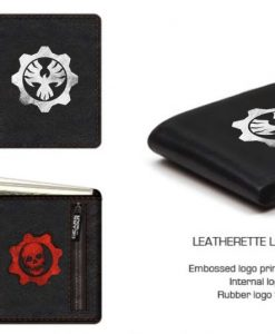 x_gw418 Gears of War 4 Wallet Logo