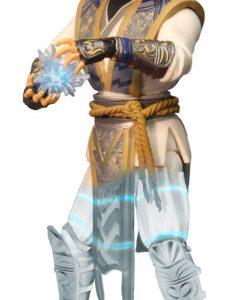 Mortal Kombat X Action Figure Raiden Displacer Variant Previews Exclusive 15 cm x_mezmay152382