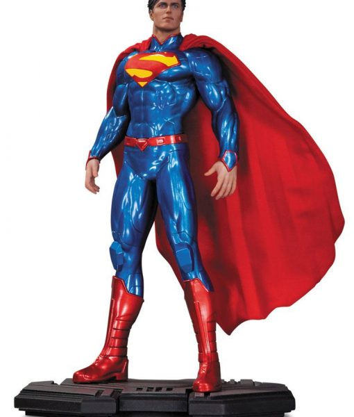 x_dccmar140304 DC Comics Icons Statue 1/6 Superman 28 cm