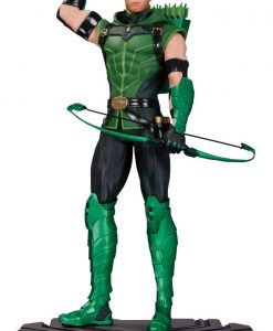 x_dccsep140359 DC Comics Icons Statue 1/6 Green Arrow 27 cm