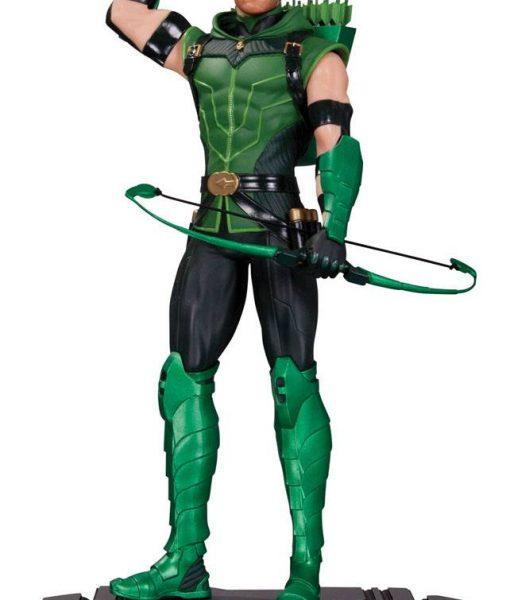 x_dccsep140359 DC Comics Icons Statue 1/6 Green Arrow 27 cm