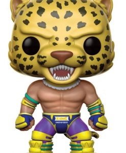 x_fk12827 Tekken POP! Games Vinyl Figure King 9 cm