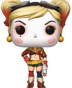 x_fk12851 DC Comics Bombshells POP! Heroes Vinyl Figure Harley Quinn 9 cm