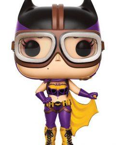 x_fk12852 DC Comics Bombshells POP! Heroes Vinyl Figure Batgirl 9 cm
