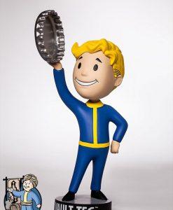 x_gahefovb111mixs2_c Fallout 4 Bobble-Heads Figura - Vault-Tec Vault Boys Barter 13 cm