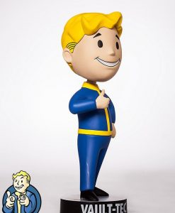 x_gahefovb111mixs2_f Fallout 4 Bobble-Heads Figura - Vault-Tec Vault Boys Charisma 13 cm