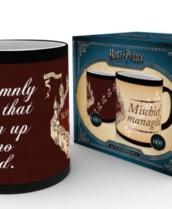 x_gye-mgh0042 Harry Potter Heat Change Mug I Solemnly Swear
