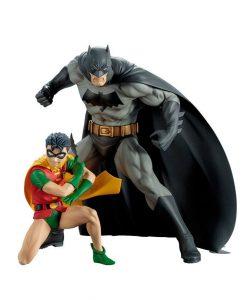 x_ktosv174 DC Comics ARTFX+ Statue 2-Pack Batman & Robin 16 cm