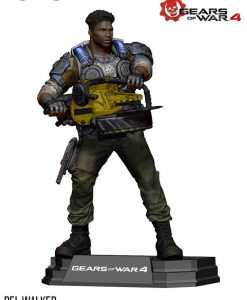 x_mcf12008-0 Gears of War 4 Color Tops Action Figure Delmont 'Del' Walker 18 cm
