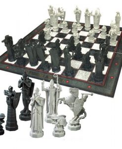 x_nob7580 Harry Potter Chess Set Wizards Chess