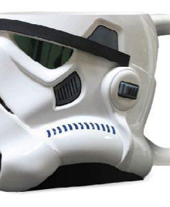 xjoy21296 Star Wars 3D Ceramic Mug Stormtrooper