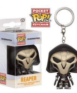Overwatch Funko Pocket POP! kulcstartó - Reaper