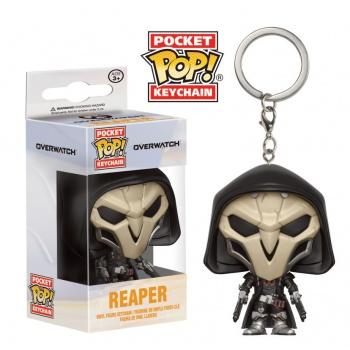 Overwatch Funko Pocket POP! kulcstartó - Reaper