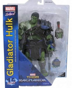 Marvel Select Akciófigura - Gladiator Hulk