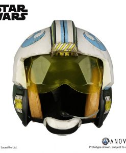 Star Wars Rogue One – General Merrick Blue Squadron 1/1 sisak replika