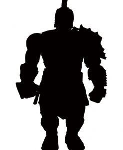 Marvel Select Akciófigura - Gladiator Hulk (18cm)